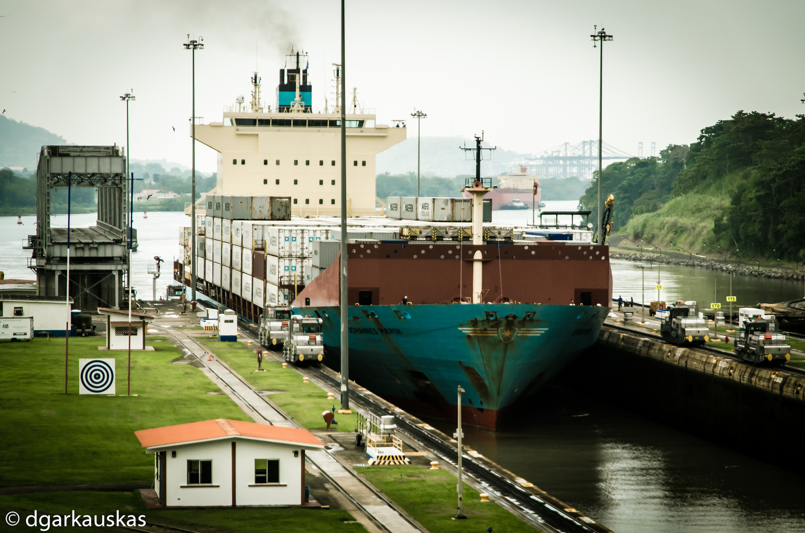 CANAL DO PANAMÁ por dgarkauskas