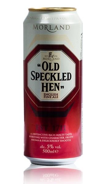 cerva Old Speckled Hen