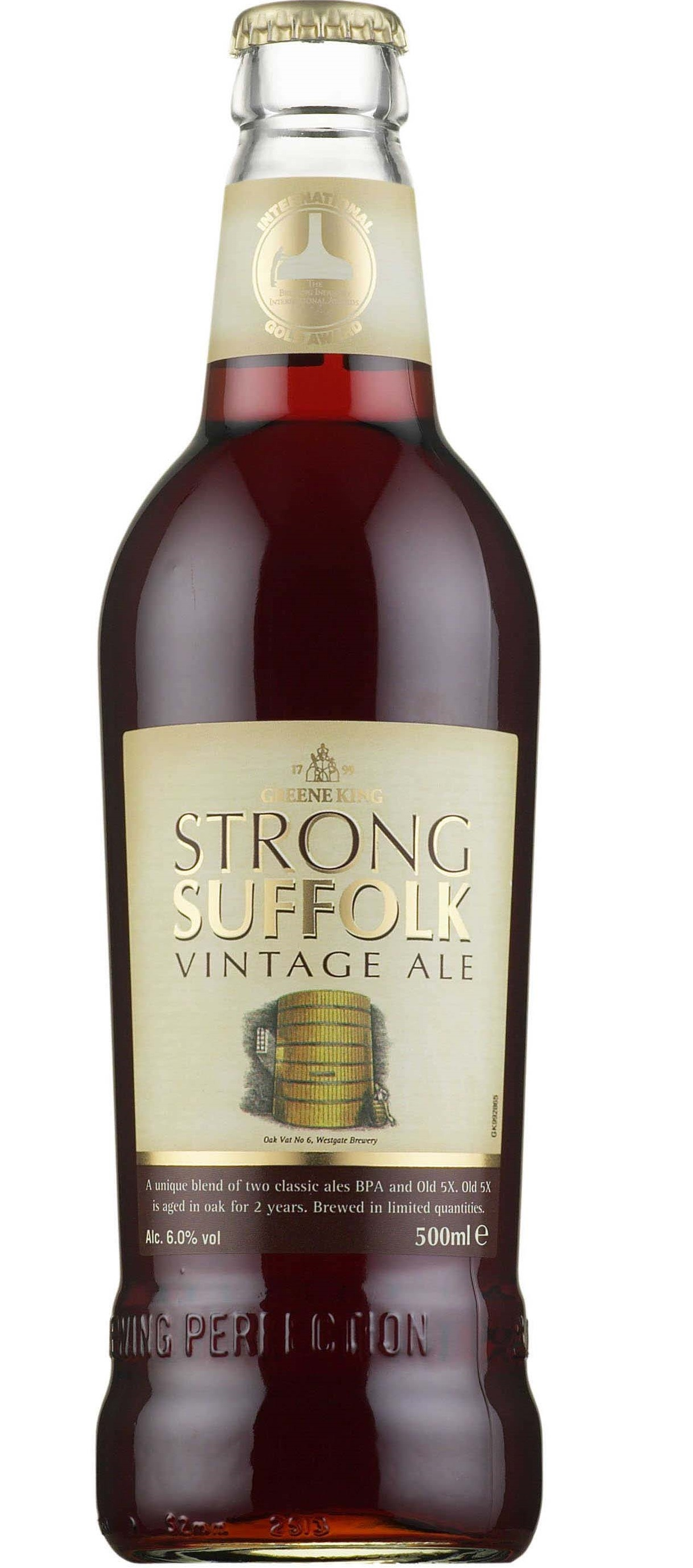 cerva strong suffolk
