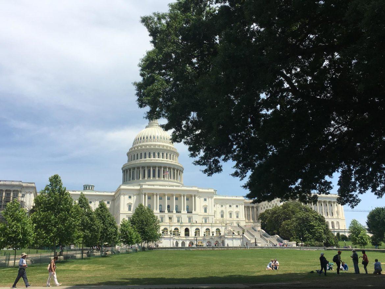 História de Washington