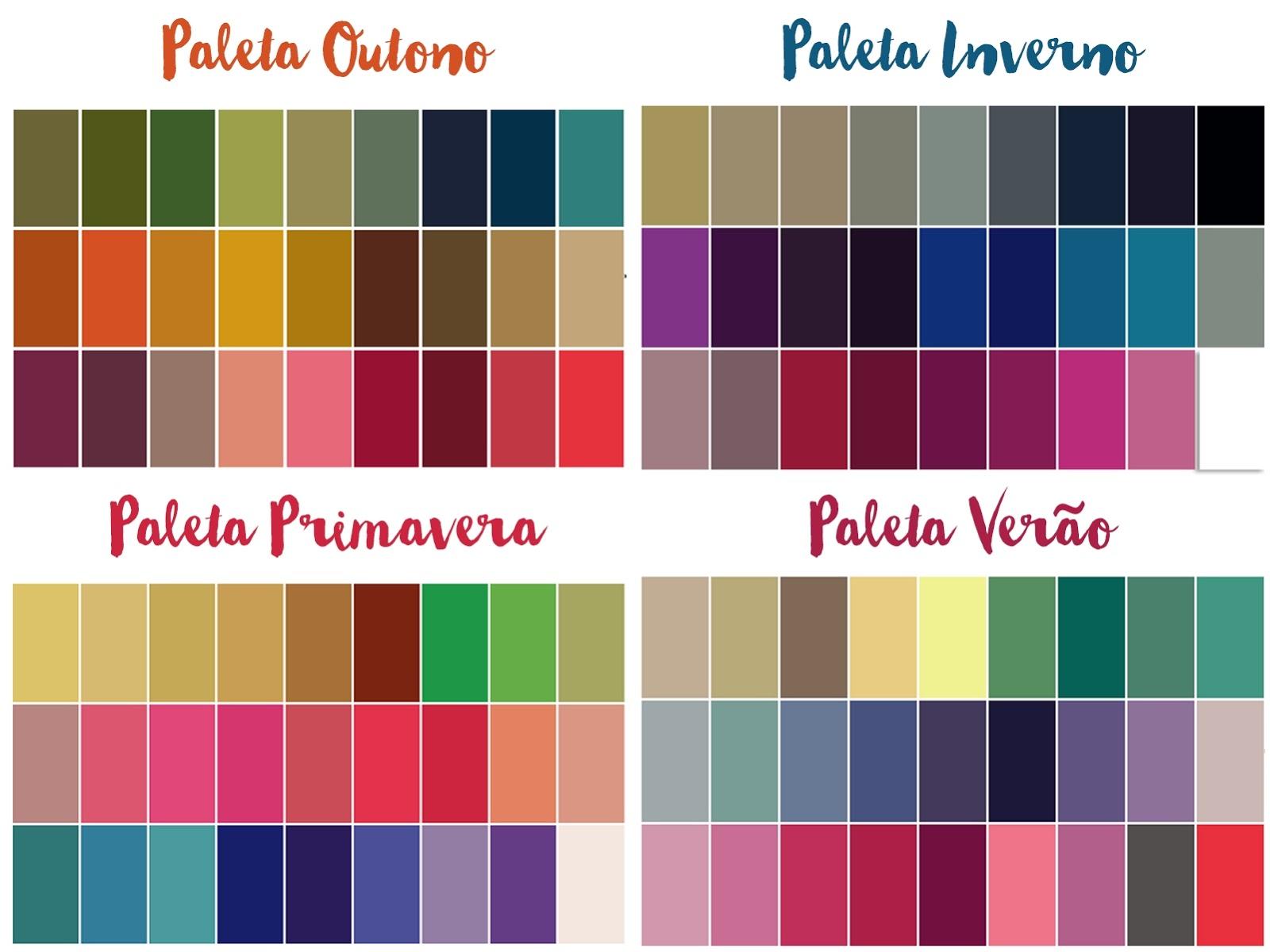 Colorimetria: descubra a sua paleta de cores - Brasil Travel News