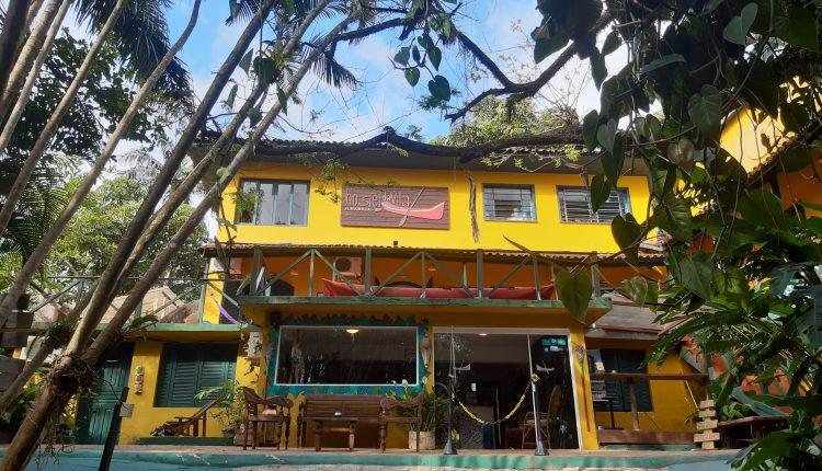 O charme do Hotel da Vila