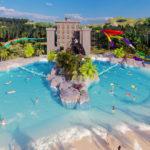 Maior parque aquático de Minas Gerais será inaugurado em 2022