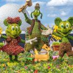 Taste of EPCOT Flower & Garden Festival Começa Hoje
