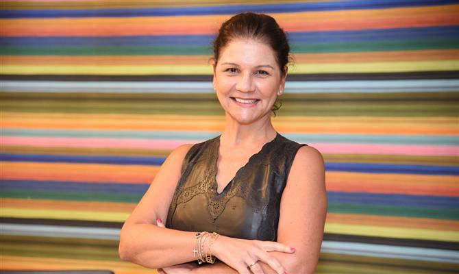 Danielle Romano, diretora da Interamerican.
