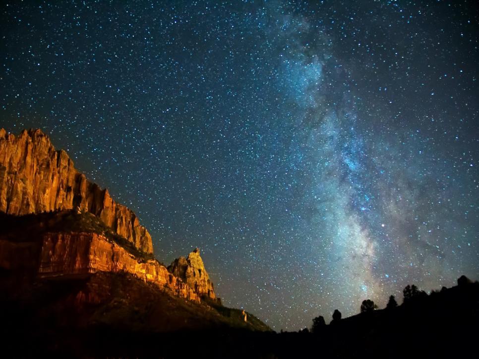 Parque de Utah é considerado um dos melhores lugares para observar as estrelas