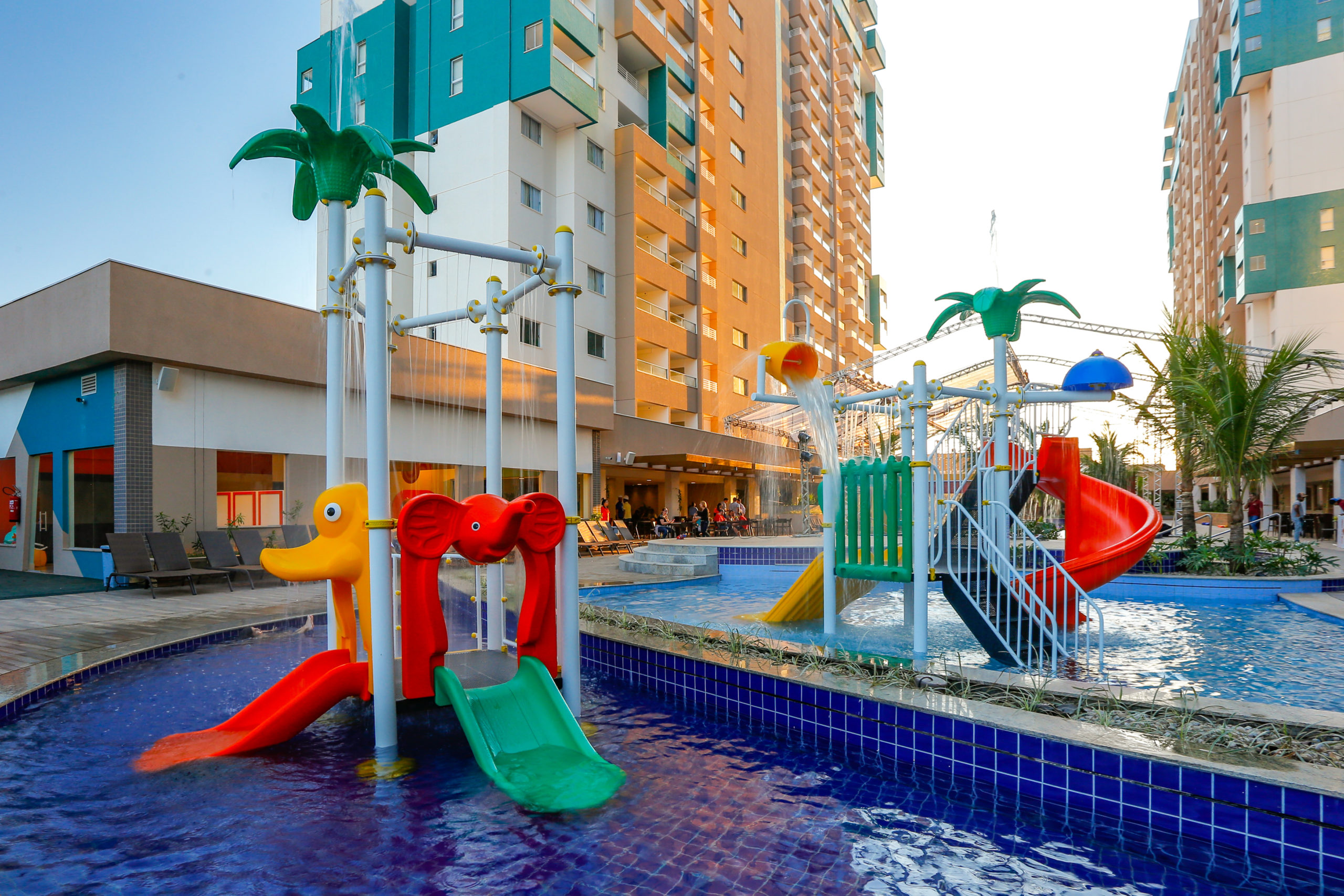 """Enjoy Olímpia Park Resort lança promoção """"Criança não Paga"""""""