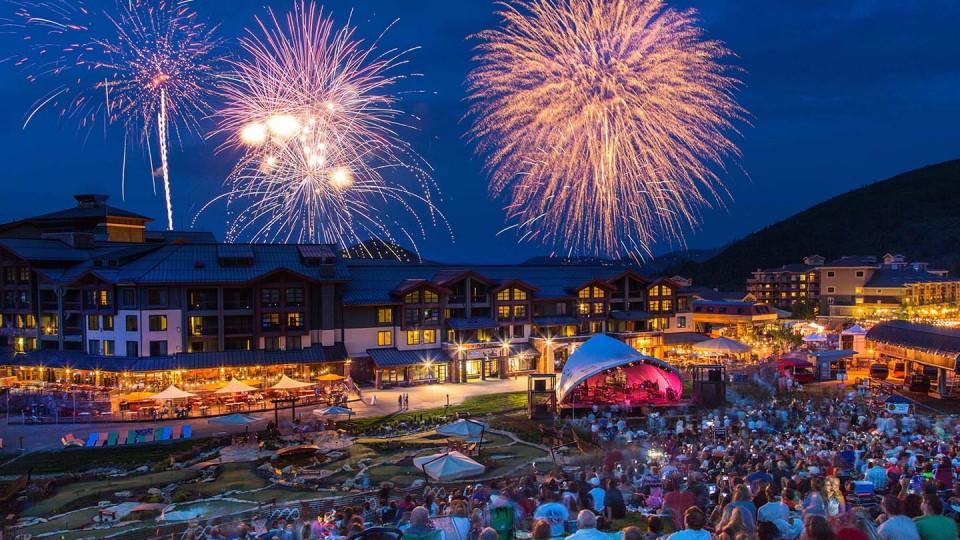 Shows e festivais ao ar livre voltam a Park City para a temporada de verão 2021
