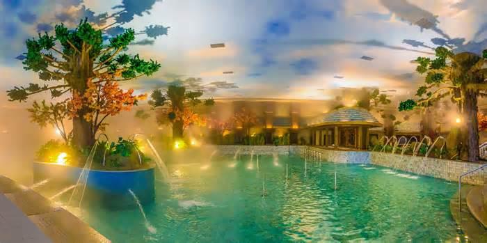 Gramado Parks inaugura 1º parque aquático indoor da Am. do Sul