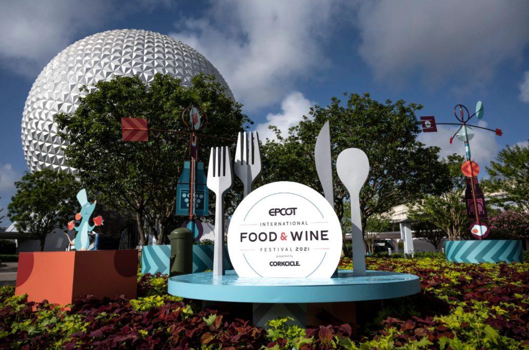 EPCOT International Food & Wine Festival inicia eventos