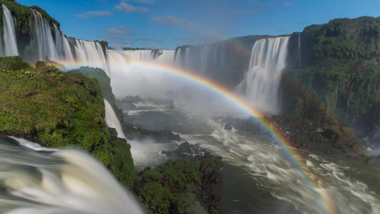 Fluxo de turistas no Parque Nacional do Iguaçu cresce 83% entre março e junho