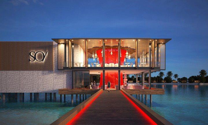 Accor inaugurará resort nas Maldivas em 2023