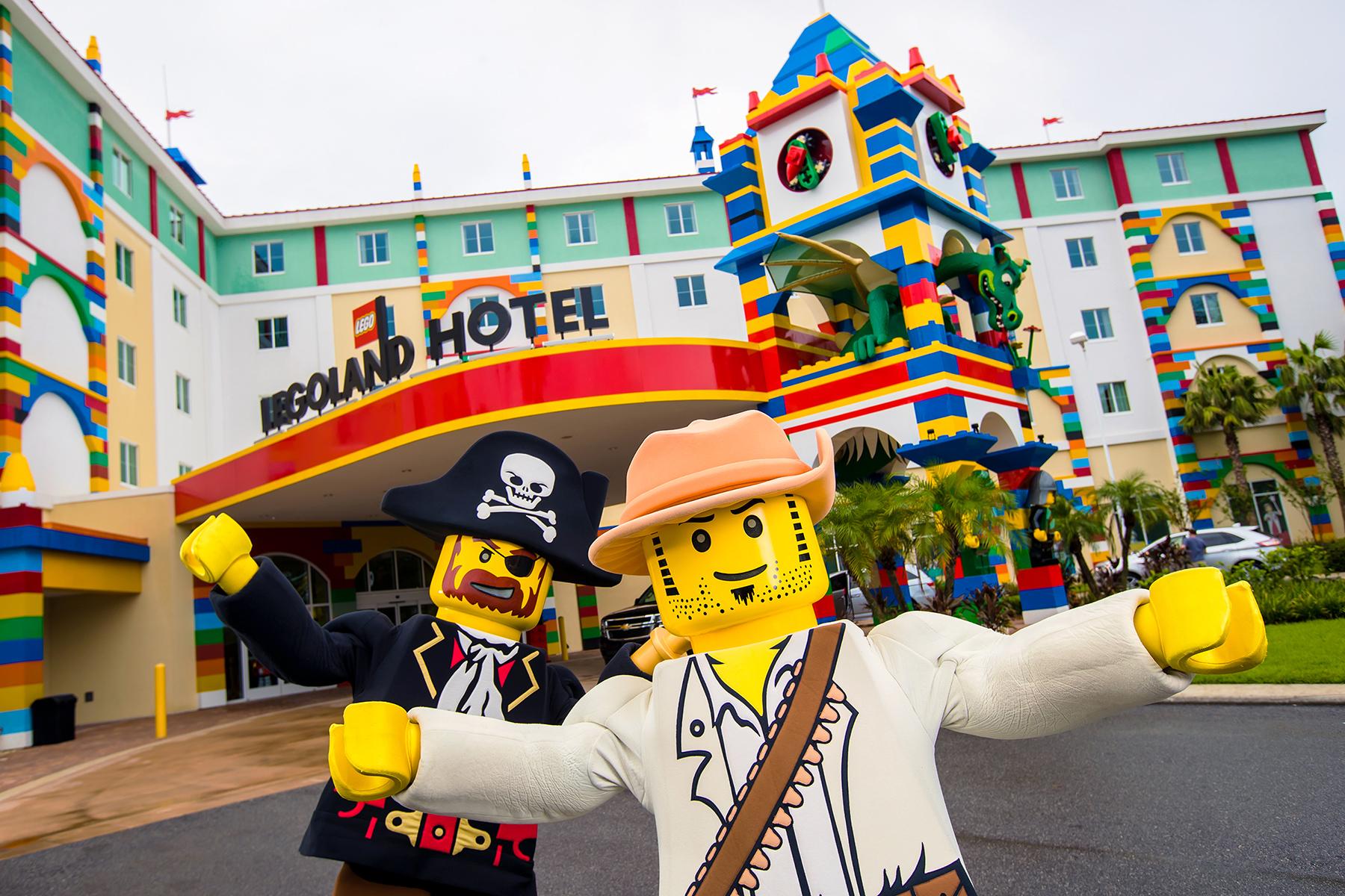 Legoland abre hotel em Nova York